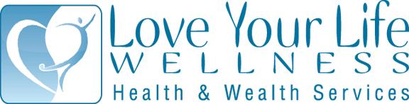 Love Your Life Wellness Logo Design