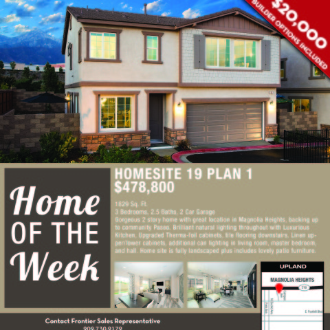 Frontier Communities Home Of The Week
