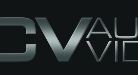 SCV Audio Video Logo